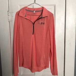 Under Armour Heat Gear 3/4 zip